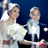 Chồng á hậu Thùy Trang đẹp như... Kim Tan! - 18