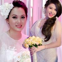 Chồng á hậu Thùy Trang đẹp như... Kim Tan! - 20