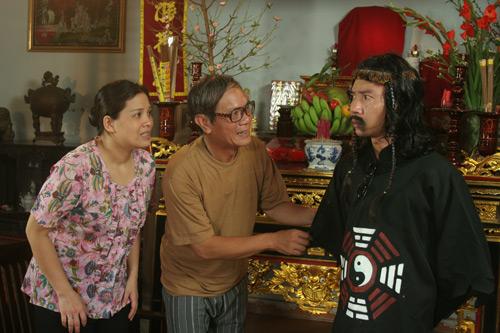 Hài Tết 2014: Xuân Hinh đối đầu Công Lý - 5