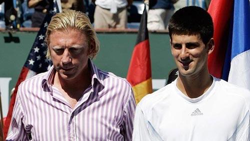 Becker có giúp được Djokovic? - 1