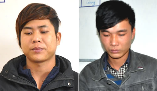 Truy nóng 2 tên cướp tài sản của các cặp tình nhân - 2