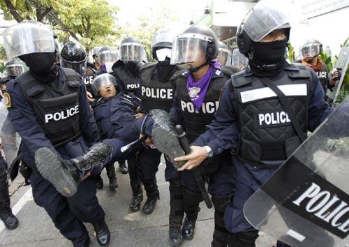 Chính phủ Thái Lan nhờ quân đội bảo vệ bầu cử - 2