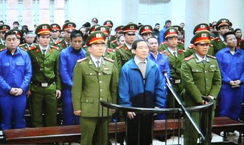 Hai bị cáo đầu tiên vụ Dương Chí Dũng chống án - 1