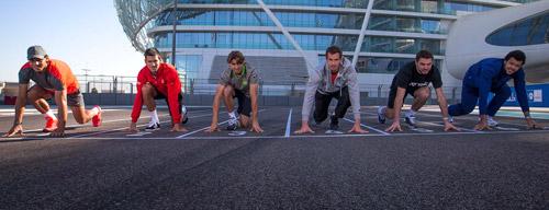 Djokovic - Tsonga: Trình diễn mãn nhãn (BK Abu Dhabi) - 1