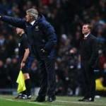 Bóng đá - Pellegrini hài lòng, Rodgers bất bình