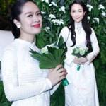 Phim - Linh Nga, Thanh Thuý tinh khôi áo dài
