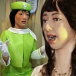 Phi thường - kỳ quặc - Những robot thành thục như con người