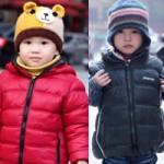 Thời trang - Trẻ em sành điệu trên phố đông Hà Nội