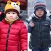 Trẻ em sành điệu trên phố đông Hà Nội