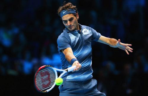Giải Brisbane: Federer & Serena mở hàng - 1