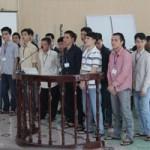 An ninh Xã hội - 18 bị cáo gây rối tại trại giam Xuân Lộc lãnh án