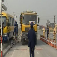 Xử lý nghiêm vụ phá trạm cân tải trọng ở Hà Nam