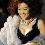 Thời trang - Mỹ nhân Hoa ngữ bị la ó vì mặc áo lông thú