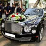 Ô tô - Xe máy - Phantom rồng và dàn xe khủng trong đám cưới ở Sài Gòn