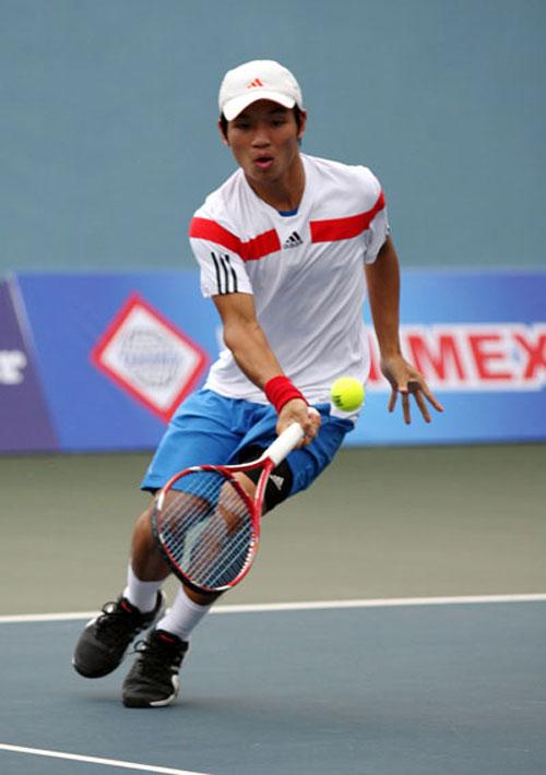 Hoàng Thiên đăng quang Giải các cây vợt xuất sắc - 1