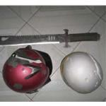 An ninh Xã hội - Đội mũ bảo hiểm vẫn bị chém vỡ đầu