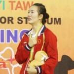 - Lừu Thị Duyên và HCV lịch sử ở SEA Games 27