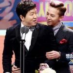Ca nhạc - MTV - Trưởng nhóm Big Bang gây sốt với giải cặp đôi