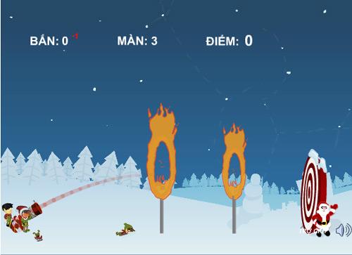 Game hay: Chú khỉ buồn giáng sinh - 4