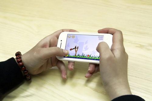 Ấn tượng khả năng chơi game của ZIP 3G - 2