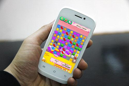 Ấn tượng khả năng chơi game của ZIP 3G - 3