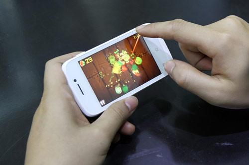 Ấn tượng khả năng chơi game của ZIP 3G - 4