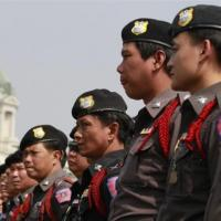 Thái Lan: 500 cảnh sát biểu tình vì bị sỉ nhục