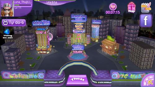 Miễn phí tải game Audition phiên bản Mobile - 1
