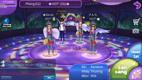 Miễn phí tải game Audition phiên bản Mobile - 2