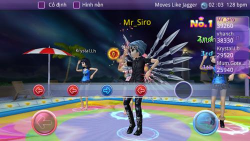 Miễn phí tải game Audition phiên bản Mobile - 3