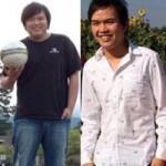 Làm đẹp - Chàng trai gây sốt vì giảm 40kg trong 7 tháng
