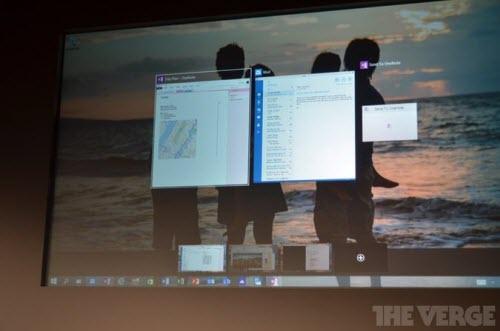 Microsoft trình làng Windows 10: Thanh Start trở lại - 3