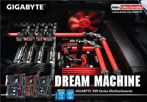 GIGABYTE ra mắt dòng bo mạch chủ X99 mới - 1