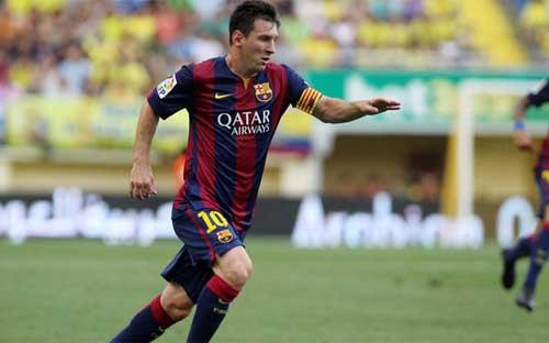 Messi, Fabregas kiến tạo hay nhất châu Âu - 1