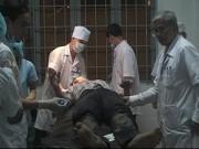 Đắk Lắk: Xe khách đâm xe máy, 12 người chết và bị thương