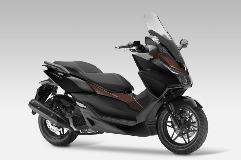 Xe tay ga Honda Forza 125 chính thức ra mắt - 2
