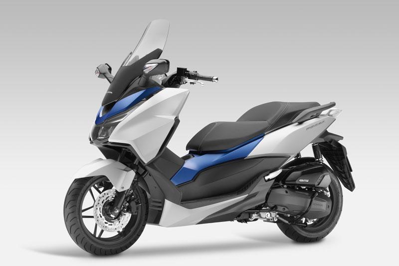 Xe tay ga Honda Forza 125 chính thức ra mắt - 1