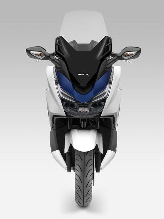 Xe tay ga Honda Forza 125 chính thức ra mắt - 3