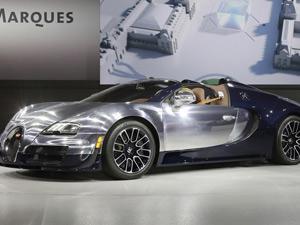 "Bugatti Veyron: ""Mua nhanh kẻo hết"""