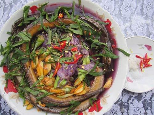 Những món lươn độc đáo ở miền Tây - 4