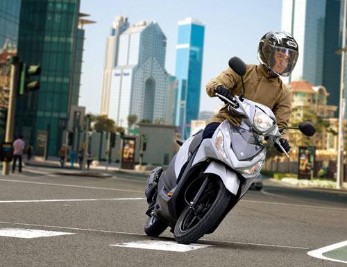Suzuki công bố xe tay ga phổ thông Adress - 1