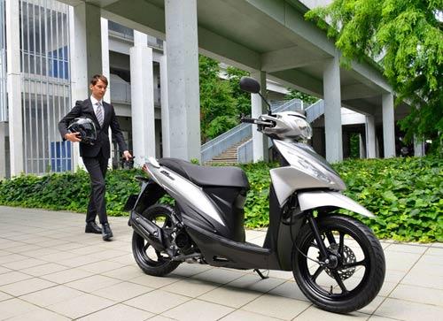 Suzuki công bố xe tay ga phổ thông Adress - 3