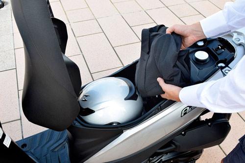 Suzuki công bố xe tay ga phổ thông Adress - 4