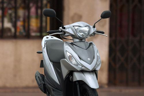 Suzuki công bố xe tay ga phổ thông Adress - 6