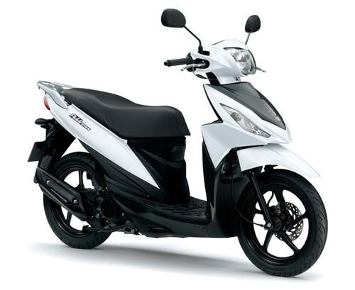 Suzuki công bố xe tay ga phổ thông Adress - 8