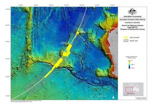 Úc: Tiếp tục nỗ lực giải mã bí ẩn mang tên MH370 - 1