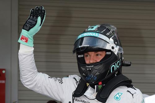 F1, Phân hạng Japanese GP: Rosberg đoạt pole - 1