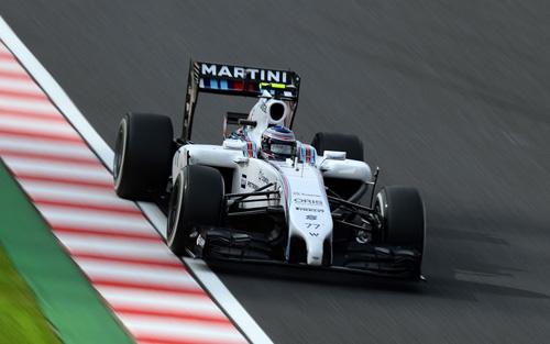 F1, Phân hạng Japanese GP: Rosberg đoạt pole - 2