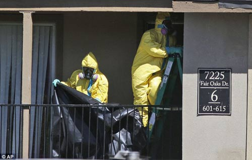 """Đến Mỹ cưới vợ, mang theo """"tử thần"""" Ebola - 2"""