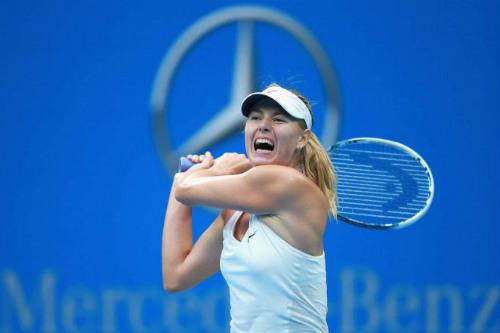 Sharapova – Ivanovic:  Sức mạnh vượt trội  (BK China Open) - 2